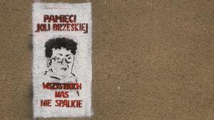 Śmierć Jolanty Brzeskiej
