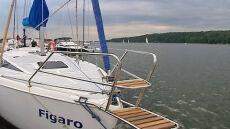 System ostrzegawczy chroni żeglarzy na Mazurach