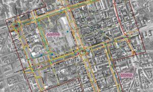 Więcej ścieżek, przejść, przystanków. Takie ma być centrum Warszawy