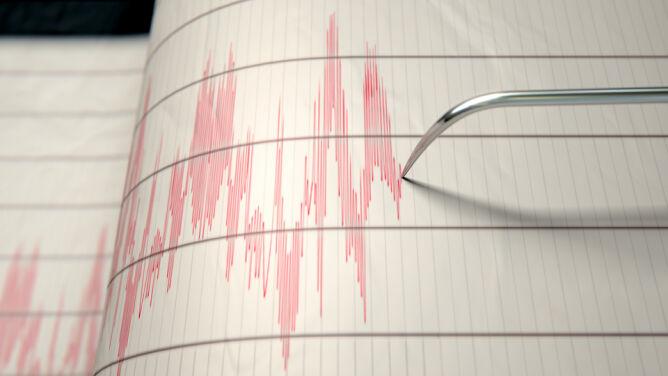 Trzęsienie ziemi we Włoszech. <br />Ludzie w panice wybiegali z domów