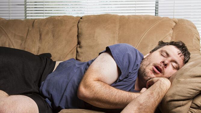 """""""Fotelowo-łóżkowy tryb życia jest bardzo niebezpieczny dla naszego organizmu"""""""