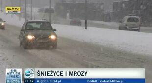 Leszek Kabłak o sytuacji w Krakowie (TVN24)