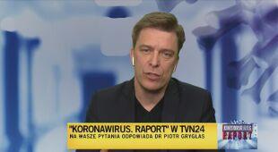 Doktor Piotr Gryglas o kalendarzu szczepień