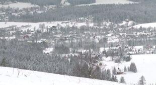 Zakopane pod śniegiem (TVN24)