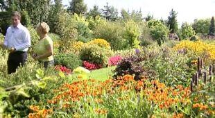 Ogród pokazowy przy szkółce państwa Szmitów (odc. 339)